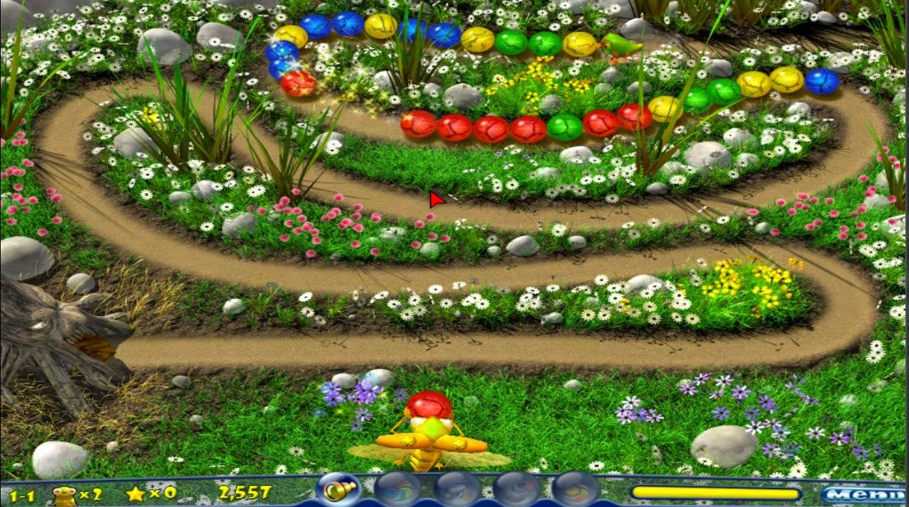 لعبة زوما 2007