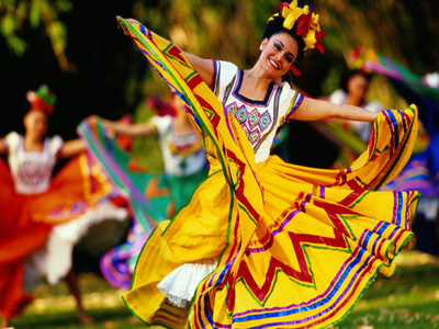 Party Dress on Mexican Performers Can Light Up Any Event  If Not Going For