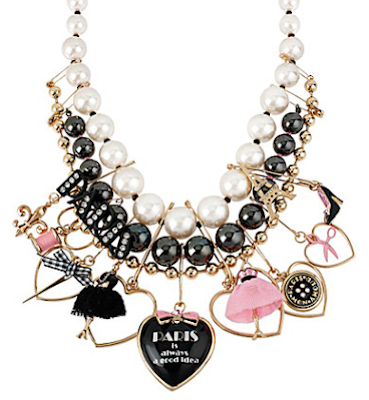 madison avenue spy betsey johnson jewelry find