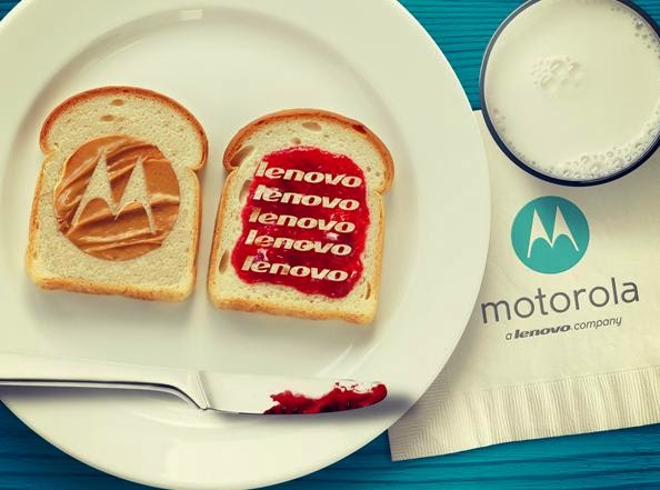 Motorola Now A Lenovo Company