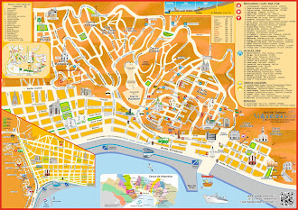 Descargar Mapa turístico Valparaíso