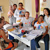 Secretaria de Saúde promove campanha de conscientização sobre o Câncer de Mama - Outubro Rosa.