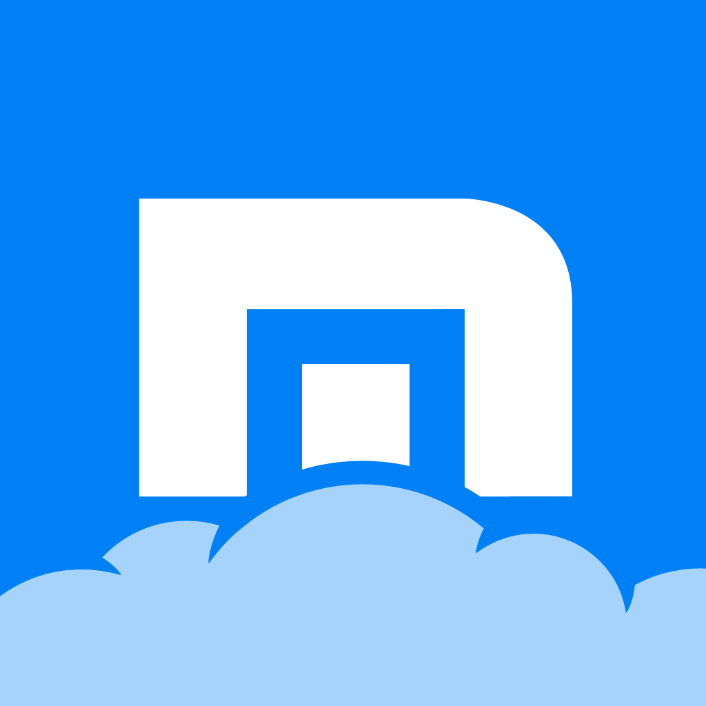 Maxthon Cloud Browser is internet browser, Fast and efficient. It ...