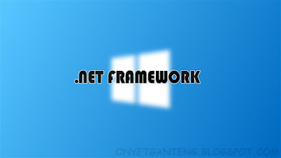 Tutorial mengaktifkan .NET Framework di Windows 8/8.1