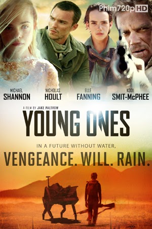 Young Ones 2014 poster