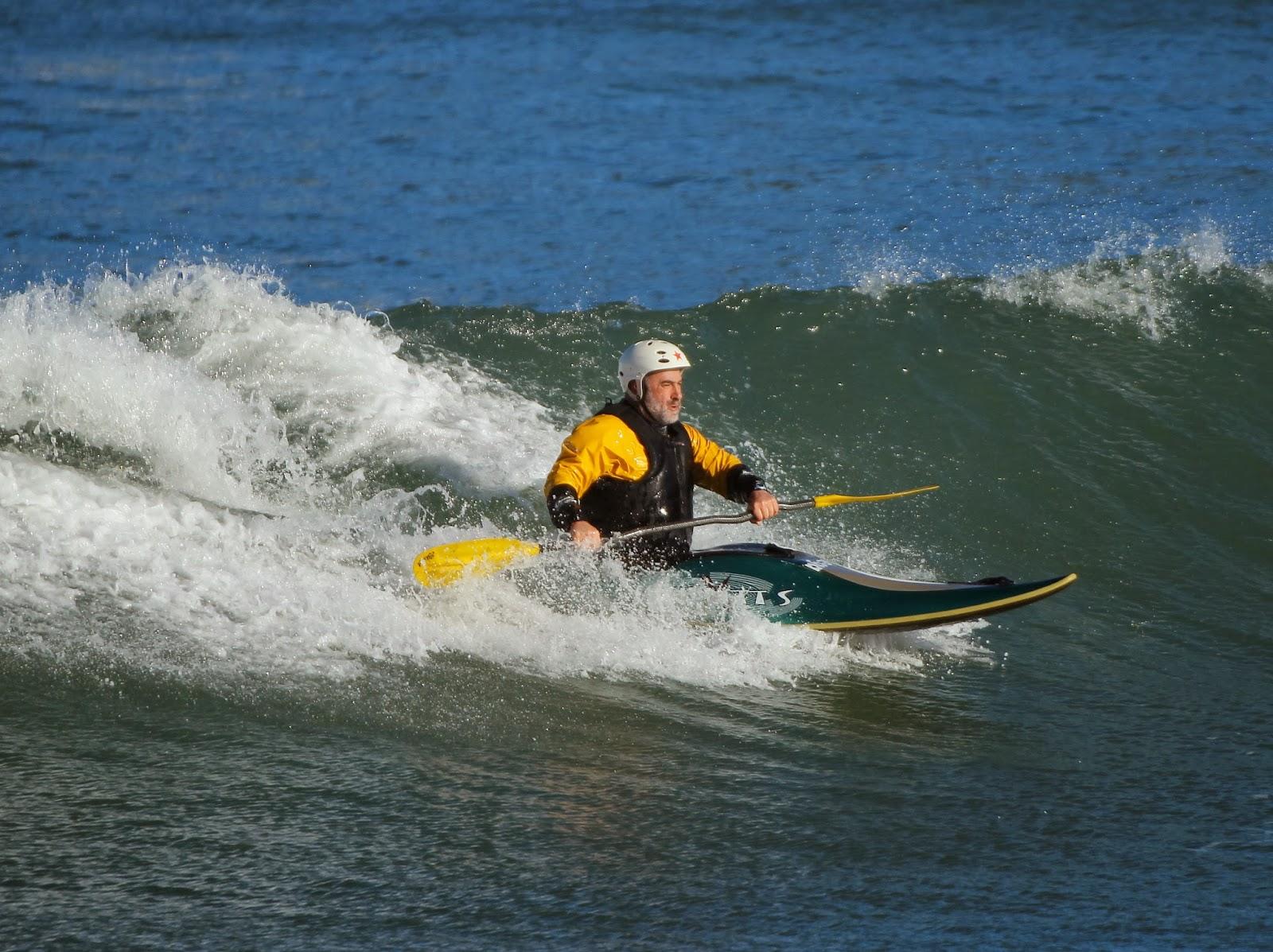 Las maracas de machin kayak y olas en plentzia - Temperatura en plentzia ...