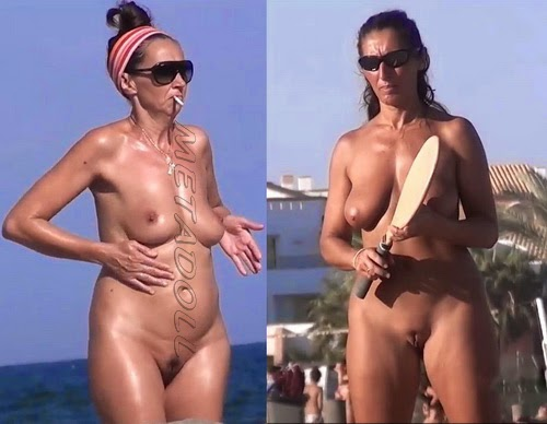Nude Euro Beaches 09