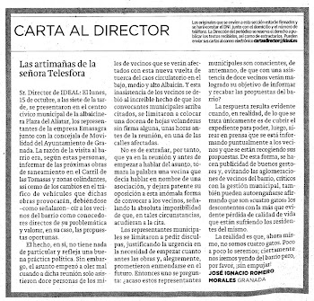 Carta Ideal 17/10/2012