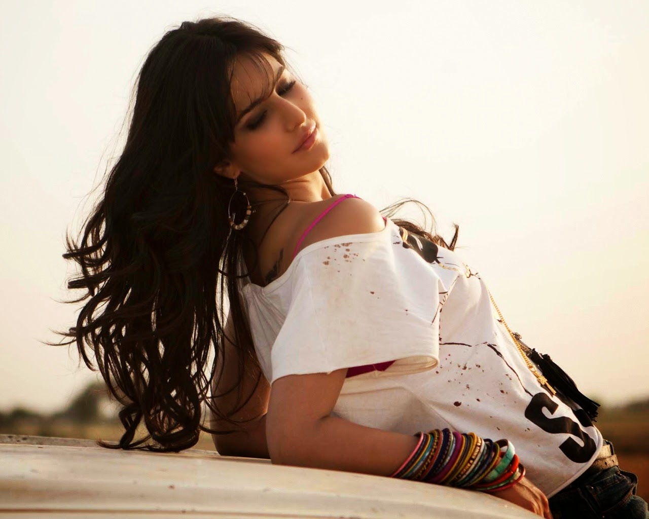 Katrina Kaif in dhoom 3 Picture