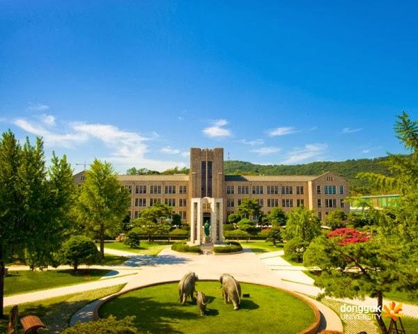 Kết quả hình ảnh cho đại học dongguk
