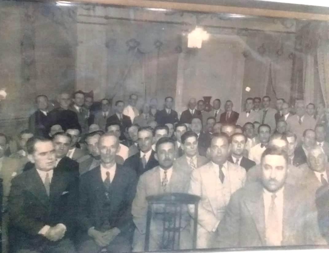Reunião Associação Comercial de Barbacena