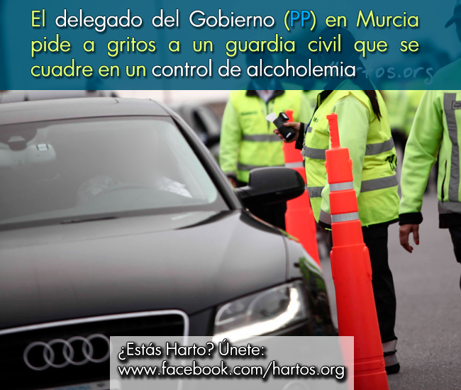 gobierno civil murcia:
