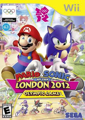 Mario e Sonic ai Giochi Olimpici di Londra 2012 Wii