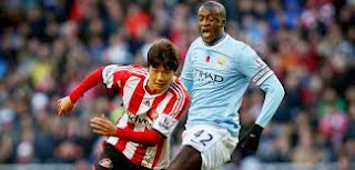 West Bromwich 2 - 3 Manchester City ## Tous les Buts
