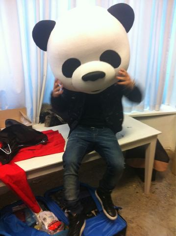 Τwitter update Taeyang+Bear1