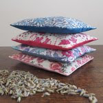 Lavender Sachets tutorial with tricks for perfect corners & invisible closure