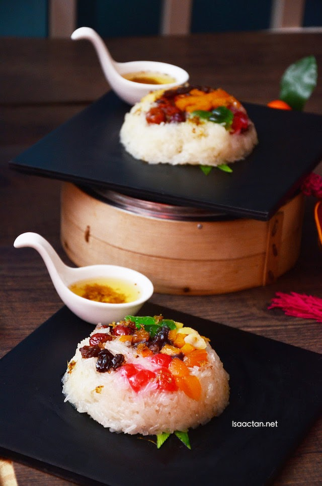 Mini Eight Treasures Rice dessert