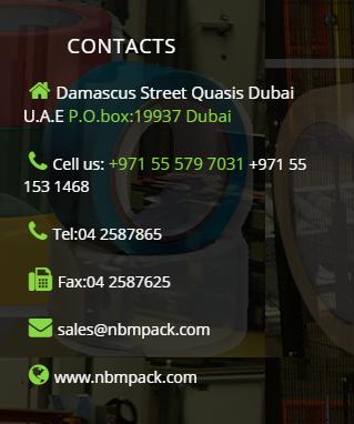 NBM Pack Dubai