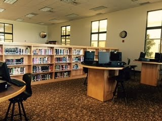Cook High Media Center