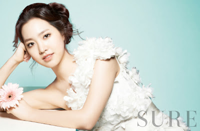 Jin Se Yeon Sure Magazine June 2013