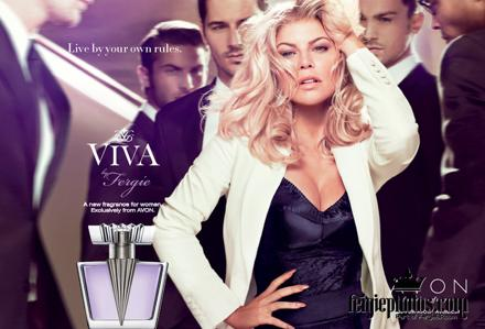 #listen: Fergie premieres new song Feel Alive for her AVON Viva fragrance video!