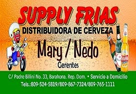 SUPPLY  FRIAS