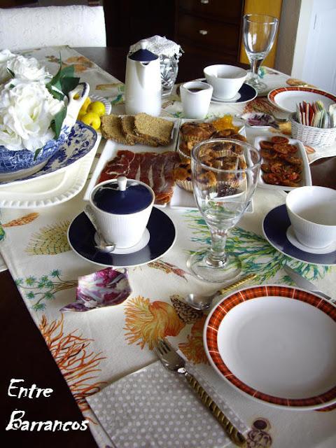 Desayunos sin usar la estufa receto for Mesa desayuno