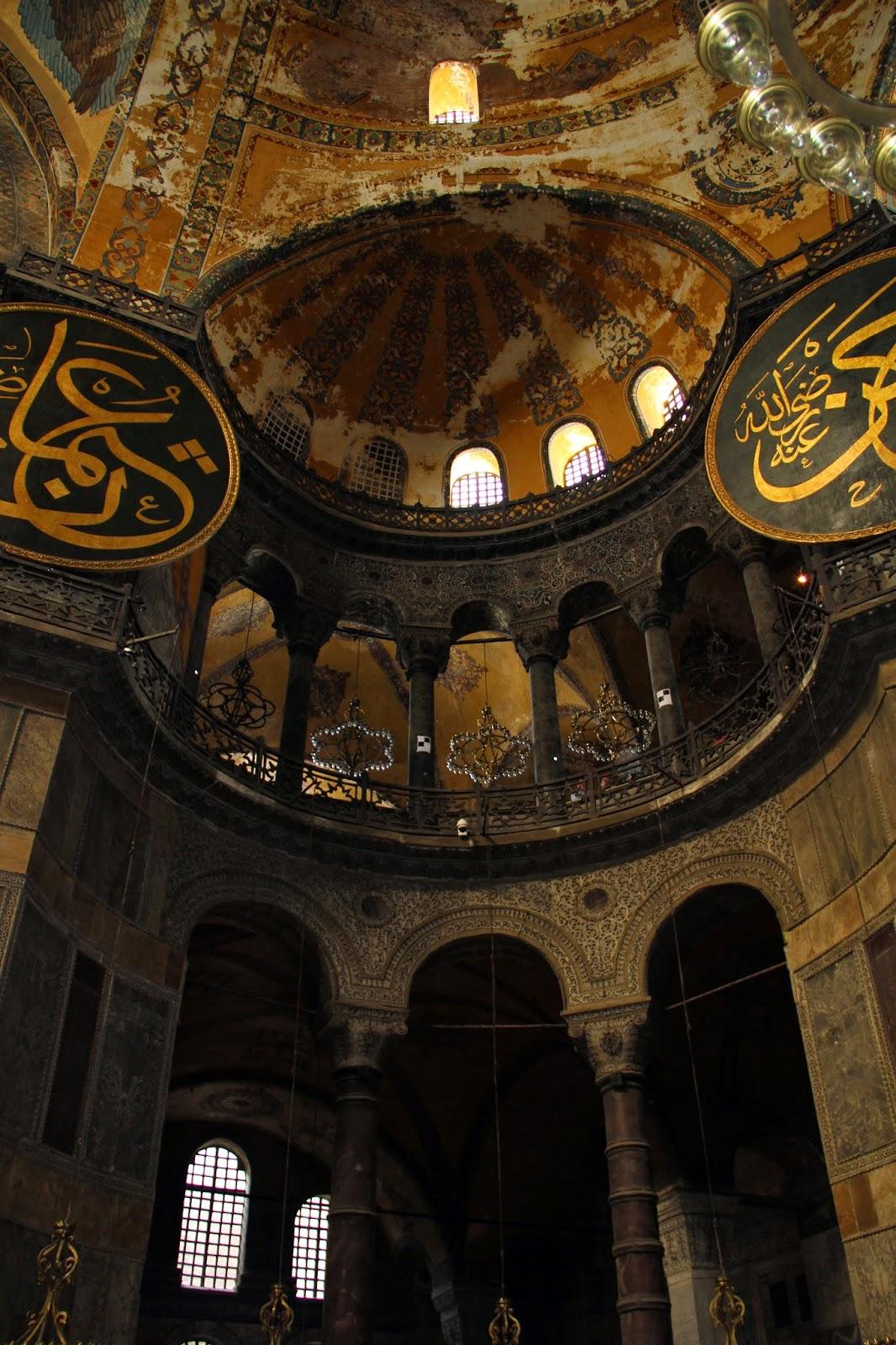 византийский храм в Стамбуле