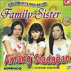 CD Musik Album Golden Hits Pop Batak (Family Sisters)