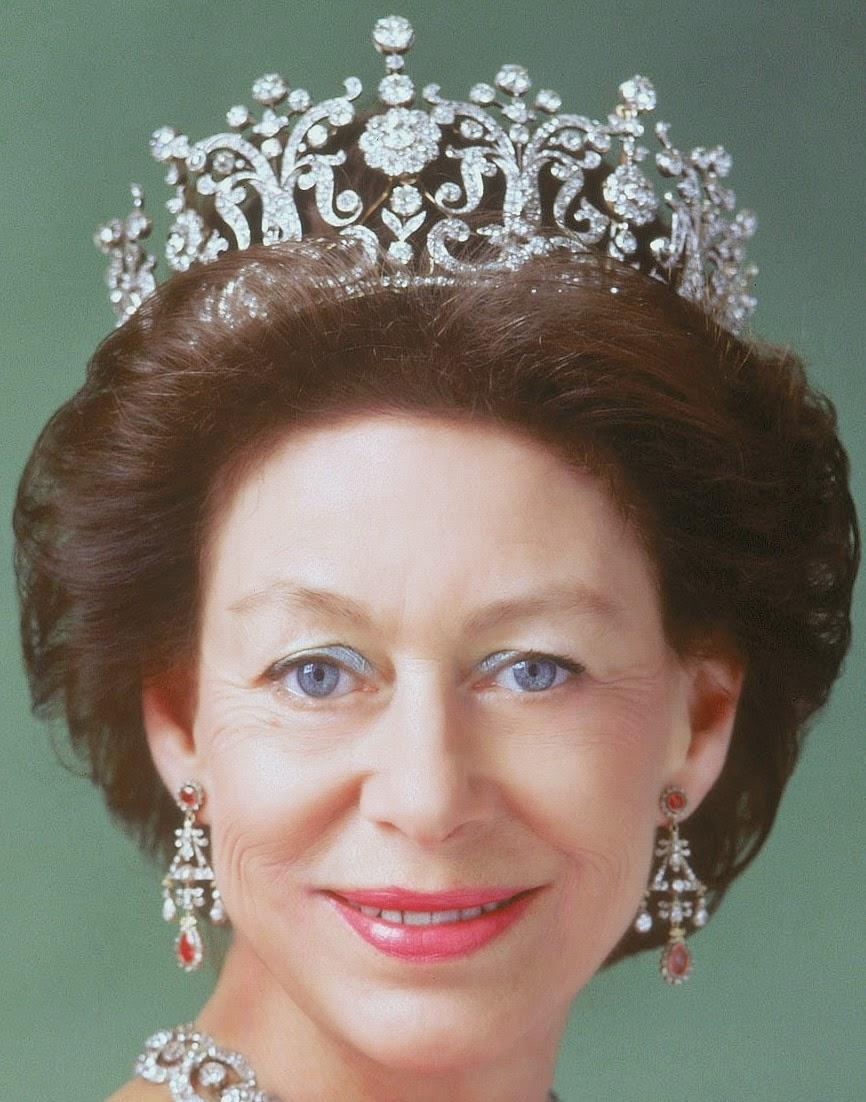 Tiara Mania Princess Margaret Of The United Kingdom 39 S