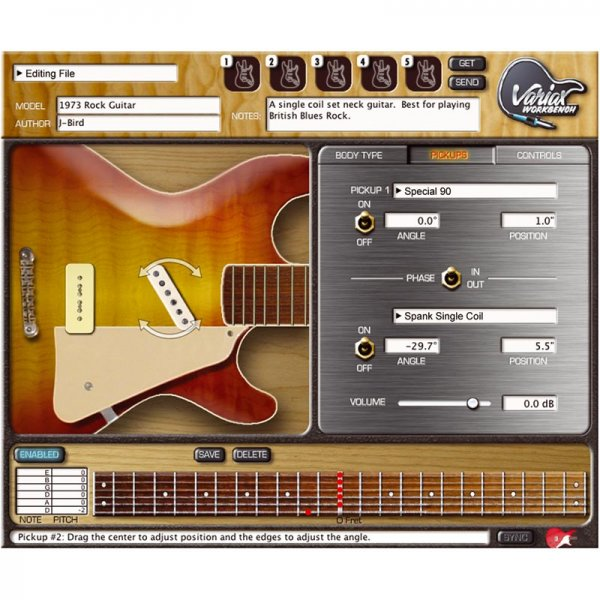 how to get a good lead guitar tone