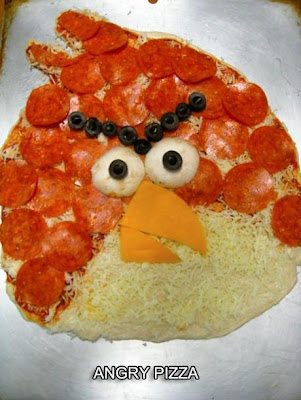 Displaying (14) Gallery Images For Funny Pizza Pictures...