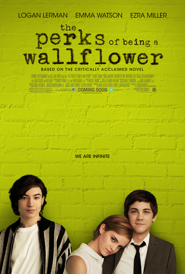 The Perks of being a wallflower Perks%2Bof%2BBeing%2BA%2BWallflower%2BPoster