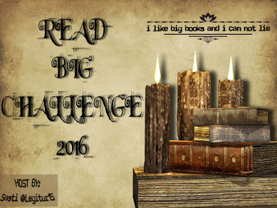 Read Big Reading Challenge 2016