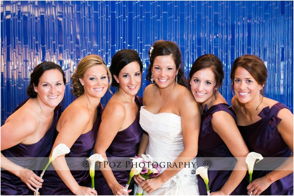 Baltimore Hilton Wedding Photos bridesmaids