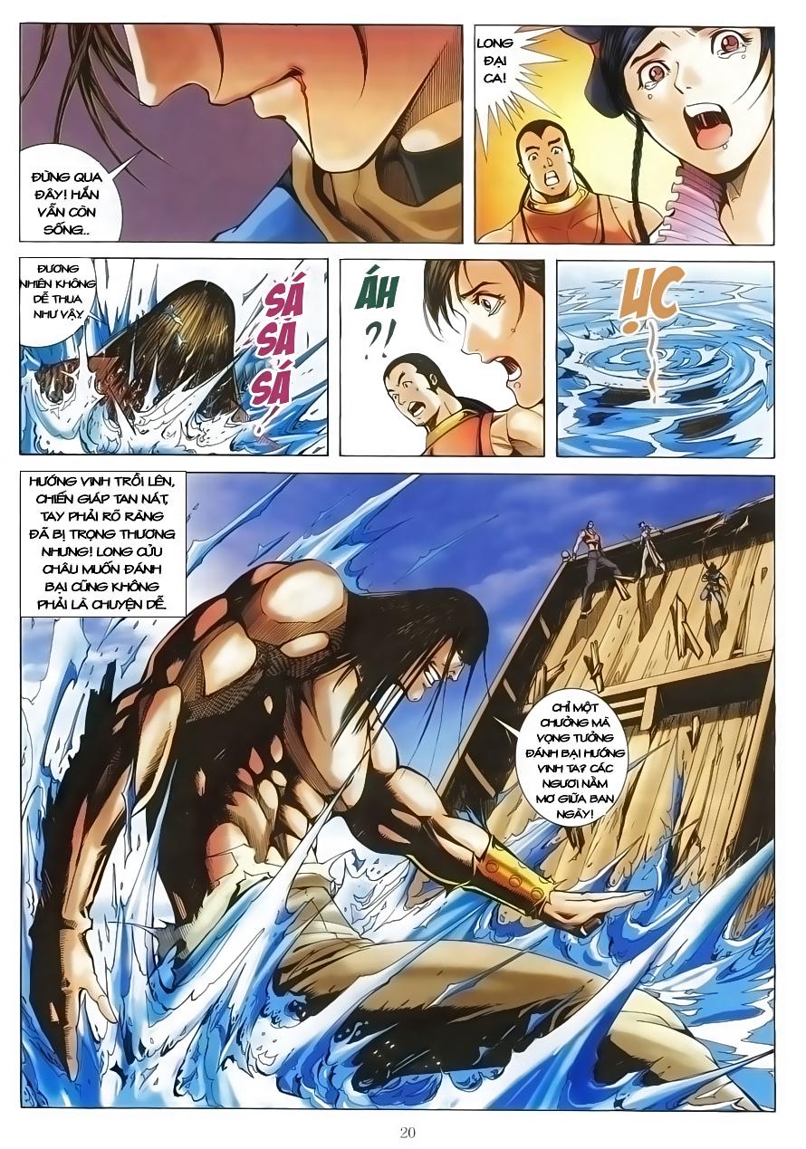 Tân Tác Như Lai Thần Chưởng chap 8 - Trang 17