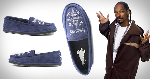 Snoop Dogg Lion Slippers
