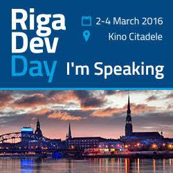 LVOUG: Riga Dev Day