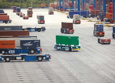 Driverless Transportation