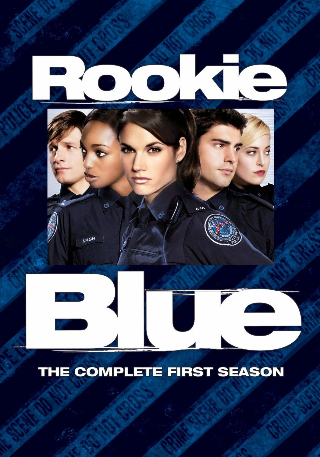 Rookie Blue – Todas as Temporadas Dublado / Legendado (2010)