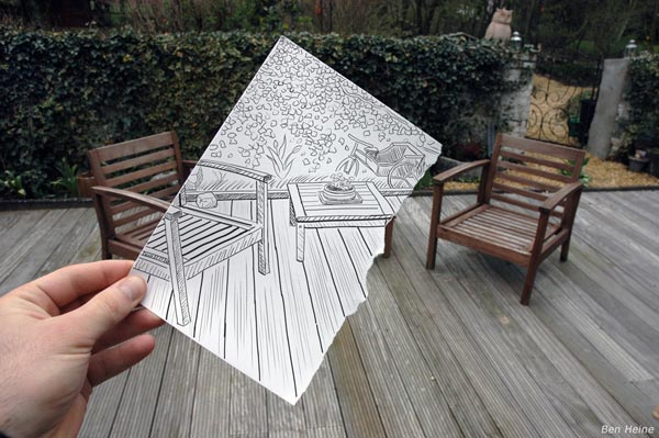 Wonderful Pencil Vs Camera