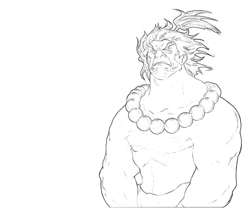 printable-akuma-character-coloring-pages