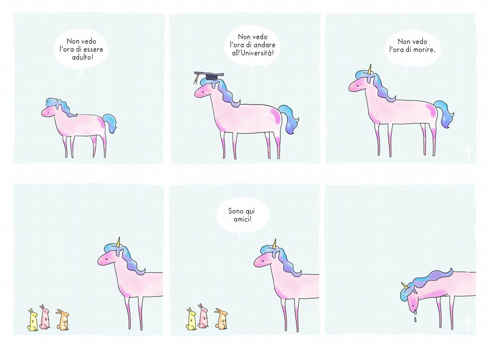 everpop a spasso tra i libri unicorno triste di tiziana