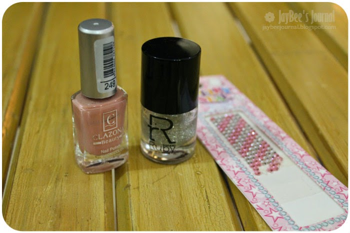 Neutral nail art design, Pakistani Beauty Nail Art Blog