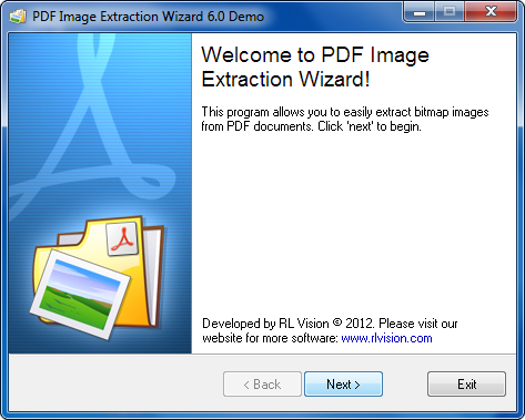PDF Image Extraction Wizard v6 22 Pro Portable