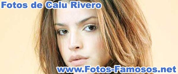 Fotos de Calu Rivero
