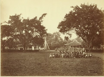 Aloen-aloen Tjitjalengka 1905