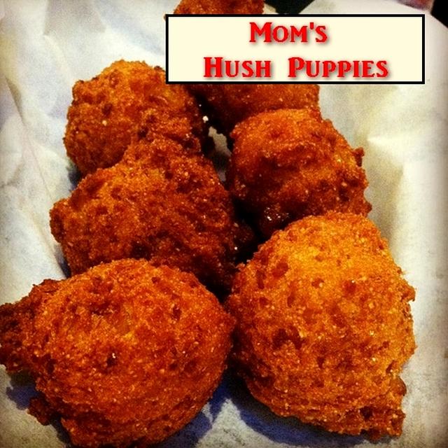 Moms Pantry: Recipe: Mom's Hush Puppies