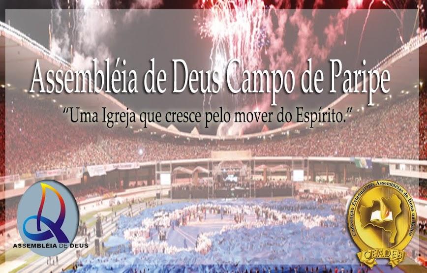 Assembléia de Deus Campo de Paripe