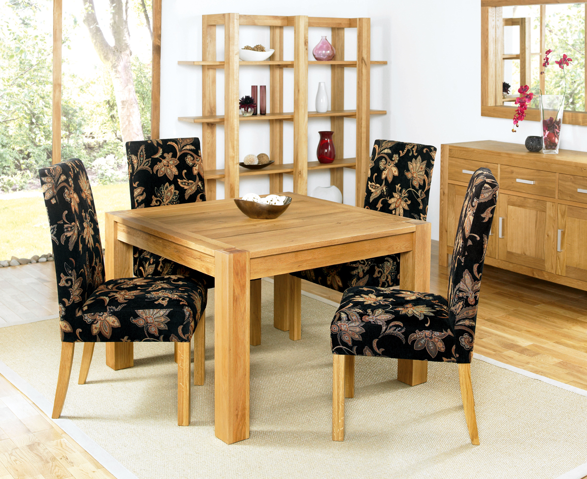 Oak Dining Room Furniture